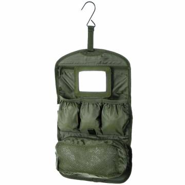 Mil-Tec British Toilet Bag - Olive