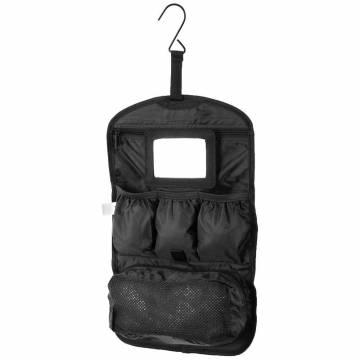 Mil-Tec British Toilet Bag - Black
