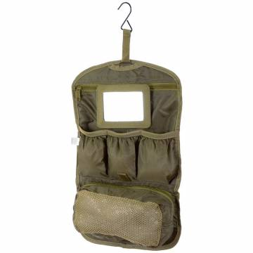 Mil-Tec British Toilet Bag - Coyote