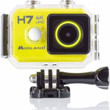 Midland H7 WiFi 4K Action Camera