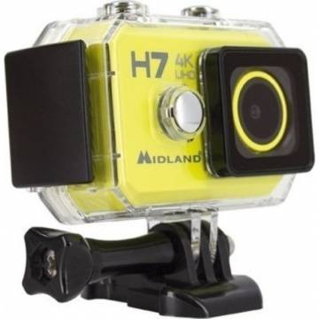 Midland H7 WiFi 4K (w/ Remote) Action Camera