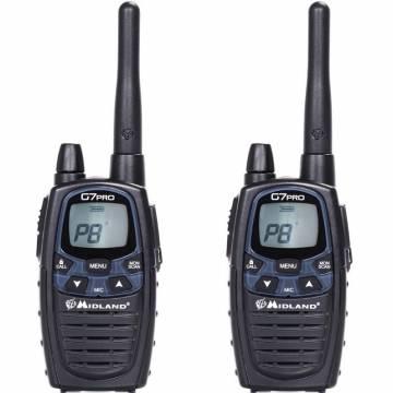 Midland G7 Pro Twin PMR446 / LPD