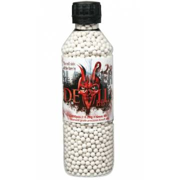 Blaster Devil 0,28g 3000pcs - Bottle