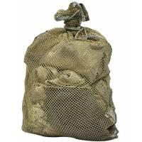 Mil-Tec Net Laundry Bag 50x75cm - Olive