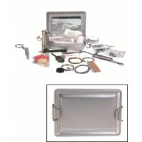 Mil-Tec Survival Kit Aluminum Box