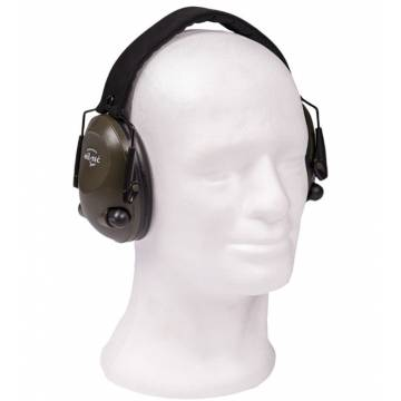 Mil-Tec Activ Ear Protection - Olive
