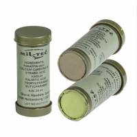 Mil-Tec Camo Face Paint -Green / Ocker