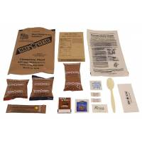 MRE Star Complete Meal 6 Vegetarian Chili