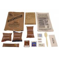 MRE Star Complete Meal 7 Pasta Marinara