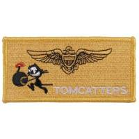 Embroidery VF 31 Tomcatters Patch