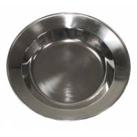 MFH Soup Plate 23cm Stainless Steel
