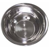 MFH Bowl 16x5cm Stainless Steel