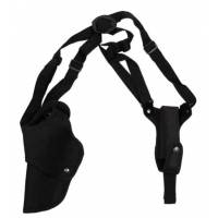 MFH Shoulder Holster (Left) Black