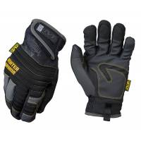Mechanix Winter Armor Gloves - Black