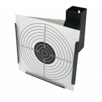 Trumpet Target Holder Pellet Catcher 14x14cm