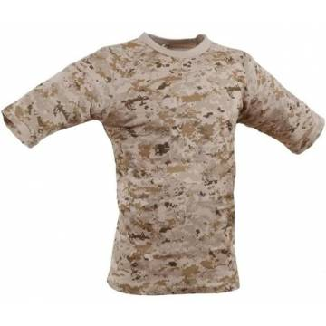 Pentagon T-Shirt Flatlock - Desert Digital