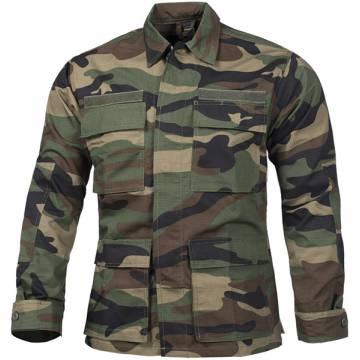 Pentagon BDU 2.0 Shirt (Rip-stop) Woodland