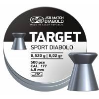 JSB Target Sport 4,5mm (0,520g) 500pcs