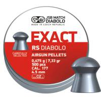 JSB Exact RS 4,52mm (0,475g) 500pcs