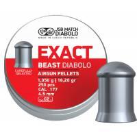 JSB Exact Beast 4,5mm (1,050g) 250pcs