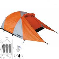 Panda Hurricane 3 Tent (3 Persons)