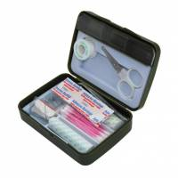 Compass First Aid Kit w/ Plastic Box