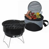 BBQ Charcoal w/ Soft Side Cooler
