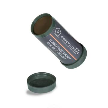 Pentagon Tube Face Paint Olive / Brown