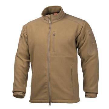 Pentagon Perseus Fleece Jacket - Coyote