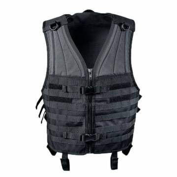 Mil-Tec Molle Carrier Vest - Black