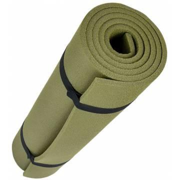 Mil-Tec Sleeping Pad w/ Straps - Olive