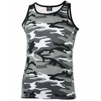 Mil-Tec Tank Top Cotton - Urban