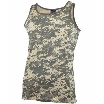 Mil-Tec Tank Top Cotton - ACU