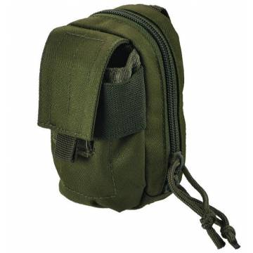 Mil-Tec Mobile Phone Pouch Molle - Olive
