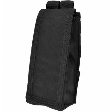 Mil-Tec Single AK47 Magazine Pouch - Black