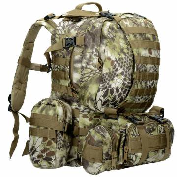 Mil-Tec Defence Pack Assembly - Mandra Tan