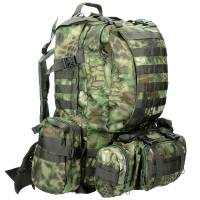 Mil-Tec Defence Pack Assembly - Mandra Wood