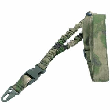 Mil-Tec Basic One Point Bungee Sling - A-Tacs FG