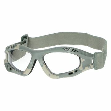 Mil-Tec Commando Air Pro Goggles - ACU / Clear