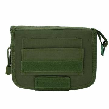 Mil-Tec Message Organizer Case - Olive