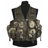 Mil-Tec Ultimate Assault Vest - Mandra Wood