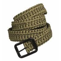 Mil-Tec Paracord Belt - Olive