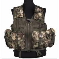 Mil-Tec Tactical Vest Modular System - Mandra Wood