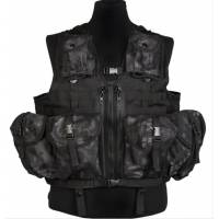 Mil-Tec Tactical Vest Modular System - Mandra Night