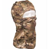 Mil-Tec Tactical Balaclava Open - Multicam