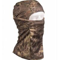 Mil-Tec Tactical Balaclava Open - Mandra Wood
