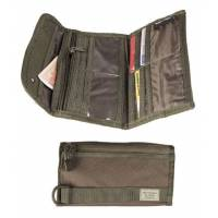 Mil-Tec Wallet Pouch Molle - Olive