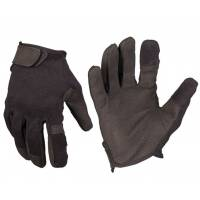 Mil-Tec Combat Touch Gloves - Black
