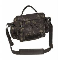 Mil-Tec Tactical Paracord Bag Small  - Multicam Black