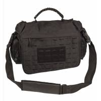 Mil-Tec Tactical Paracord Bag Large - Black